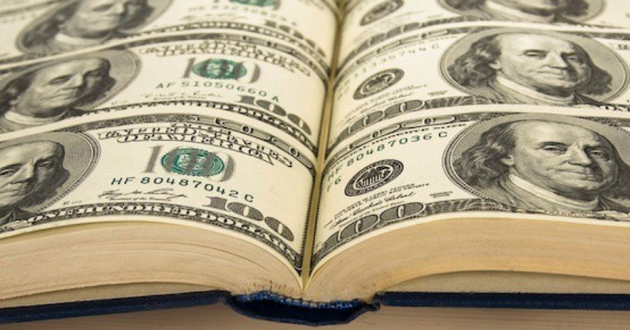Writing for money?